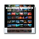Printfile Holds 6-35MM Strips Proofing Pages Total 36 Frames 25 Pack - Printfile CP356HB25