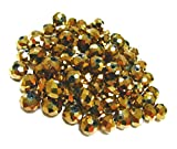 Best Gold Colors With Bead Shapes - Fiona AB Gold size 4x6mm Crystal Web Shape Review
