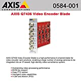 Software : Axis Communications 0584-001 6-Channel Video Encoder Blade for Security Systems