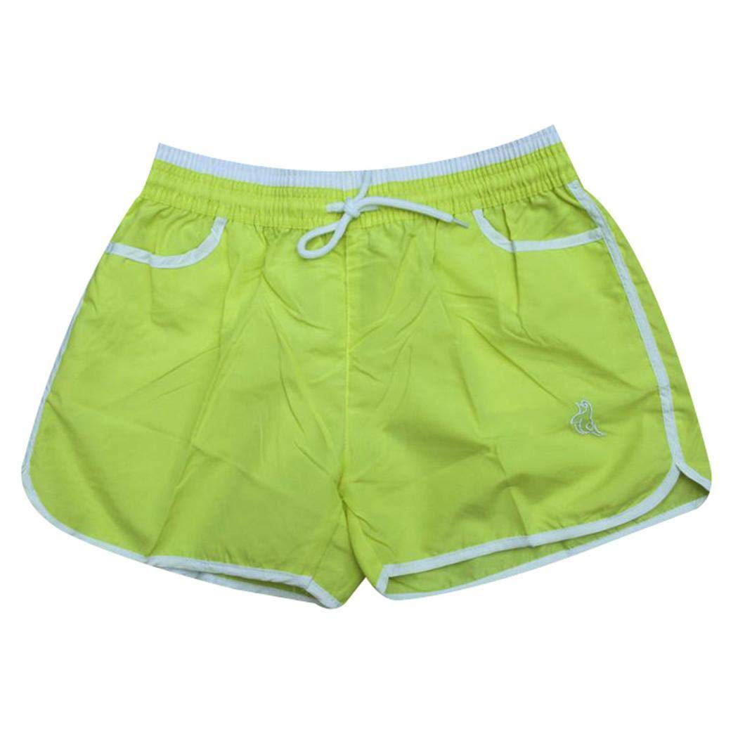 Adoeve Pantalones Cortos Deportivos para Mujer, Cintura ...