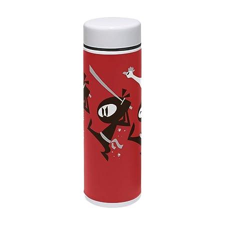 Tizorax Ninja - Termo de acero inoxidable para deportes al ...