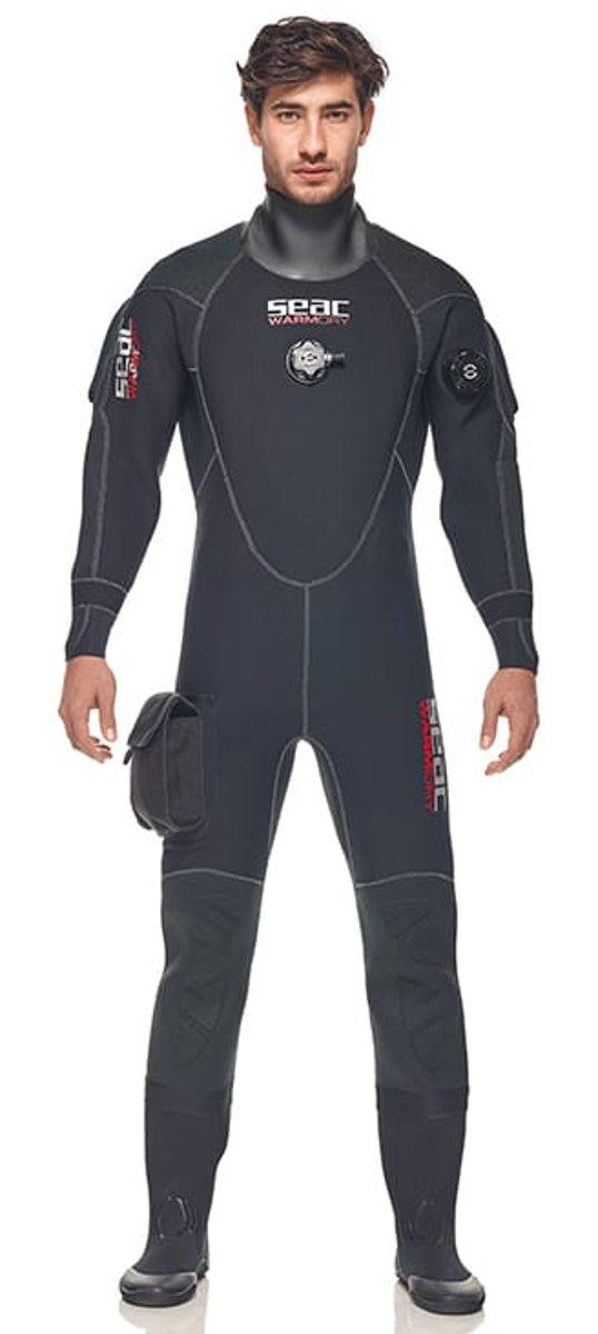 SEAC Warmdry Men's Drysuit (Small)