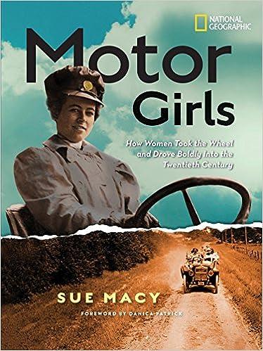 Motor : How Women Took the Wheel and Drove Boldly Into the ... on whoopi goldberg bus, jeff gordon bus, michael jordan bus, justin bieber bus, taylor swift bus,
