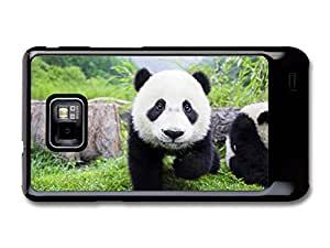 Baby Panda Bear Walking case for Samsung Galaxy S2