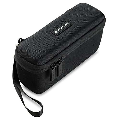 (Hard CASE Fits APIE Portable Wireless Outdoor Speaker IPX6. by Caseling)