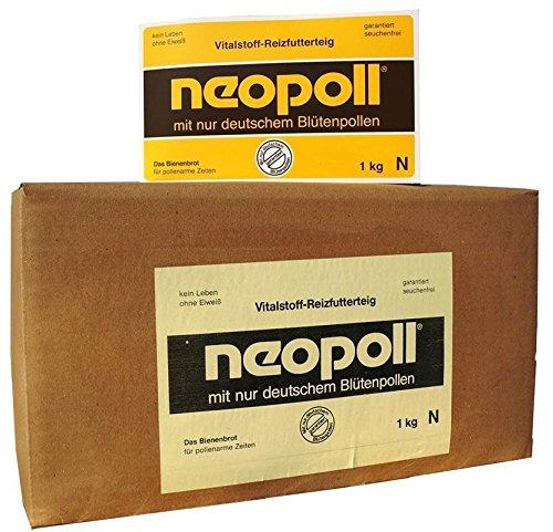 NEOPOLL - BEEKEEPING BEE FOOD - FONDANT (LIKE CANDIPOLLINE/GOLD AMBROSIA) LEEWAY WOODWORK
