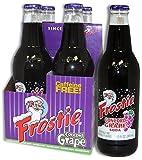 frostie soda - Frostie, Soda Concord Grape (24 Bottles)