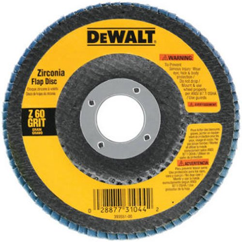 DEWALT DW8306 2 Inch Zirconia Grinder
