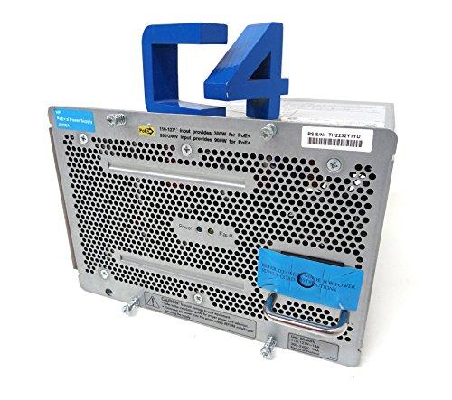 - HP J9306A 1500w Poe+ ZL Power Supply - J9306-61101, J9306-69001, J9306-61121