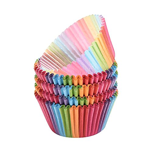(Clearance Sale!DEESEE(TM)Cake Liner Cake Muffin Case Moon Cake Box Paper Box Cup Cake Decorator Tool)