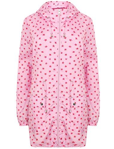 Tokyo lavanderia donna da rosa 34 Giacca da pioggia Parka Zw6tPUxY