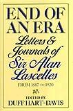 End of an Era, Alan Lascelles, 024111960X