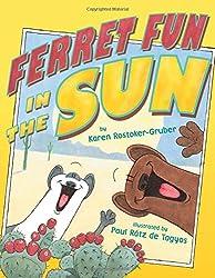 Ferret Fun in the Sun