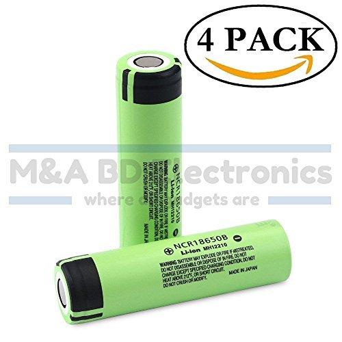 panasonic 18650 charger - 8