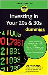 Investing in Your 20s and 30s For Dummies (For Dummies (Lifestyle))
