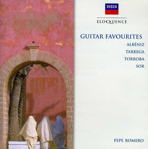 Price comparison product image Guitar Favourites by PEPE ROMERO (1999-10-04)