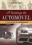 capa de A História do Automóvel. De 1950 aos Dias Atuais - Volume 3