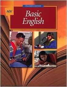 AGS Basic English Composition Teacher's Edition ISBN# 0785429263 2003 Edition