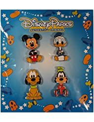 Disney Pin - Big Head Art Booster Set