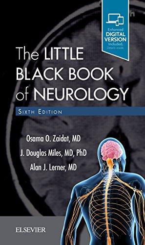 The Little Black Book of Neurology (Mobile Medicine) from Elsevier