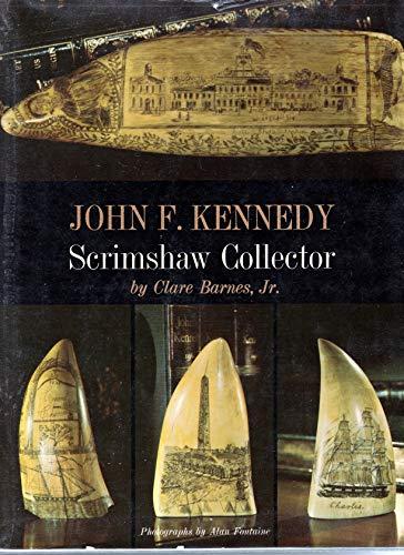 John F. Kennedy: Scrimshaw Collector