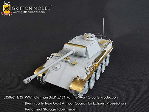 (Griffon Model 1/35 WWII German Sd.Kfz.171 Panther Ausf.G Early Production WWII German Sd.Kfz.171 Panther Ausf.G Early Production)