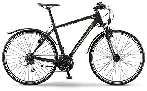 Winora Belize 2015 Crossbike Herren schwarz/braun matt (Rahmenhöhe 51)