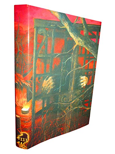 STEPHEN KING NEW COVER SERIES No. 28 Dark Tower Wind Through the Keyhole (Artist Signed, Cover only) (The Dark Tower The Wind Through The Keyhole)