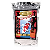 Shinju Color Pearl Enhancer Premium Koi Fish Food  8 lbs with BONUS Go Pond Magnet Calendar