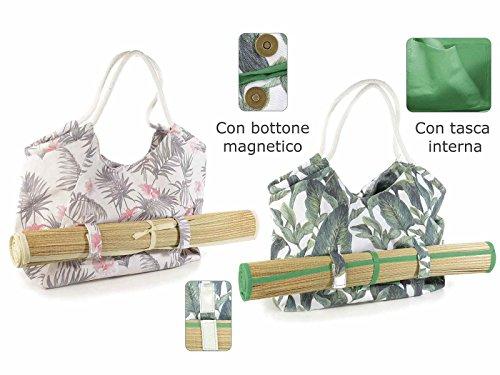 C Bag Handles and Mat 2 nbsp;Fabric Rope Ideapiu Sea wvxatIWAq