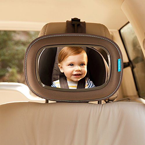 Brica Vivid Reflection Baby In-Sight Car Mirror, Crash Tested and Shatter Resistant by Brica (Image #3)
