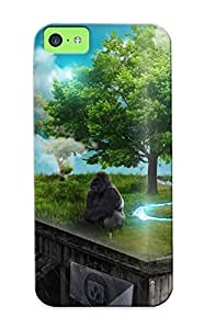 Bbljip-5430-ddqcrvk Case Cover For Iphone 5c/ Awesome Phone Case Kimberly Kurzendoerfer