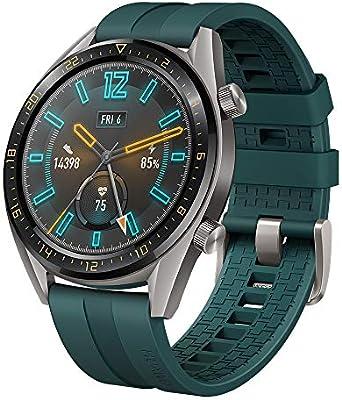 Huawei Watch GT Active - Reloj Inteligente, Verde, 46 mm, Reloj ...