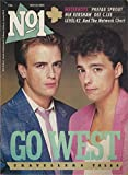 No.1 Number 1 Nov 30, 1985 England UK Go West Freddie Mercury Paddys Pick Nick Kershaw Poster Dee c Lees Bryan Ferry Level 42 Lloyd Cole Jennifer Rush Waterboys UK Room 304 Commonwealth House Oxford London Phil McNeil Lynn Hanna Anne Lambert