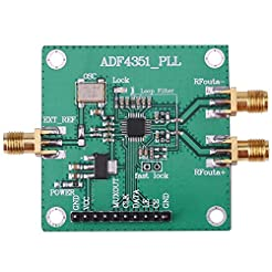 Frequency Synthesizer - 35M-4.4GHz RF Si...