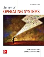 Survey of Operating Systems, 5th Edition Front Cover