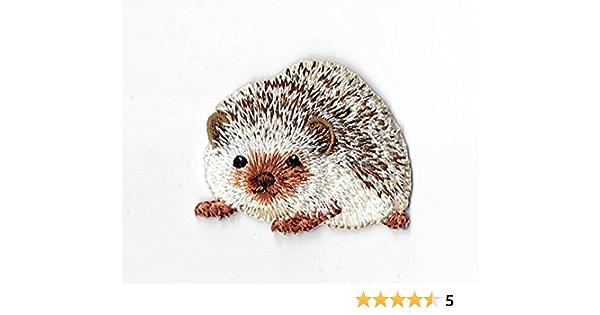 Iron On Patch Hedgehog