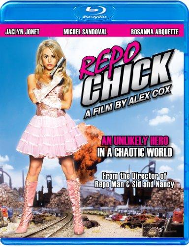 Repo Chick [Blu-ray]