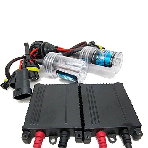 FULL Front Xenon HID & LED Headlight+Fog Light Upgrade Kit For 2013 2014 2015 Honda ACCORD 9th Gen 4dr (SEDAN)