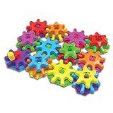 Learning Journey International LLC Techno Kids Stack & Spin Gears Super Set