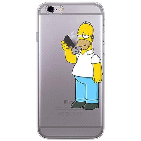 iphone 8 case homer simpson