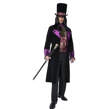 NET TOYS Traje de Barón o Noble gótico Disfraz Drácula ...