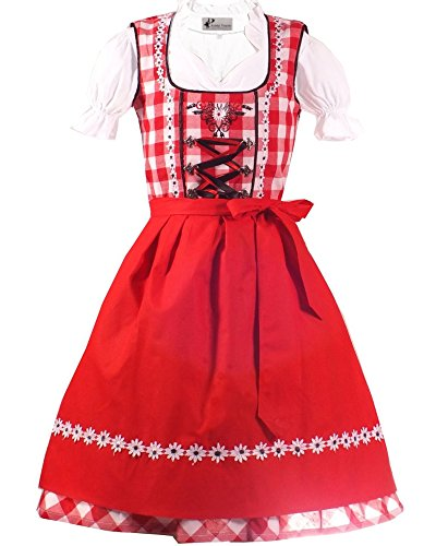 3piece Child Dirndl KD-137/128 ()