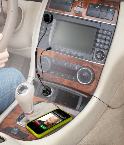 Belkin Hands-Free Bluetooth CarAudio Connect Aux