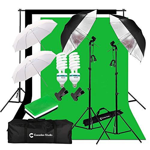 Aexit 50cmx70cm Soft Lighting fixtures and controls Box Flash Umbrella Softbox for Photo Video Studio