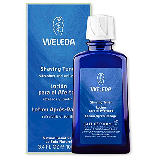 Weleda Facial Toner - Weleda Shaving Lotion - 3.4 fl oz