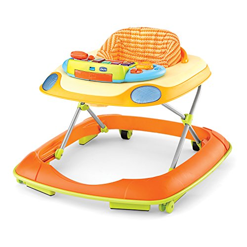Chicco Dance Walker Activity Center, Happy Orange by Chicco