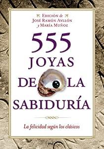 555 joyas de la sabiduría par Ayllón Vega