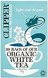 Clipper Organic White Tea, 26 Teabags 45g