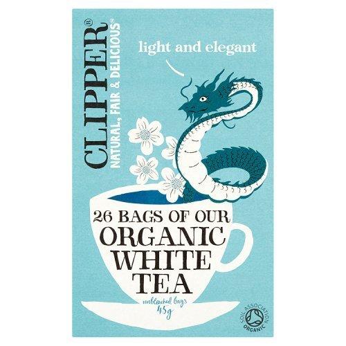 Clipper Organic White Tea (26)